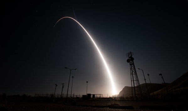 Foto: Ian Dudley/Forțele aeriene americane