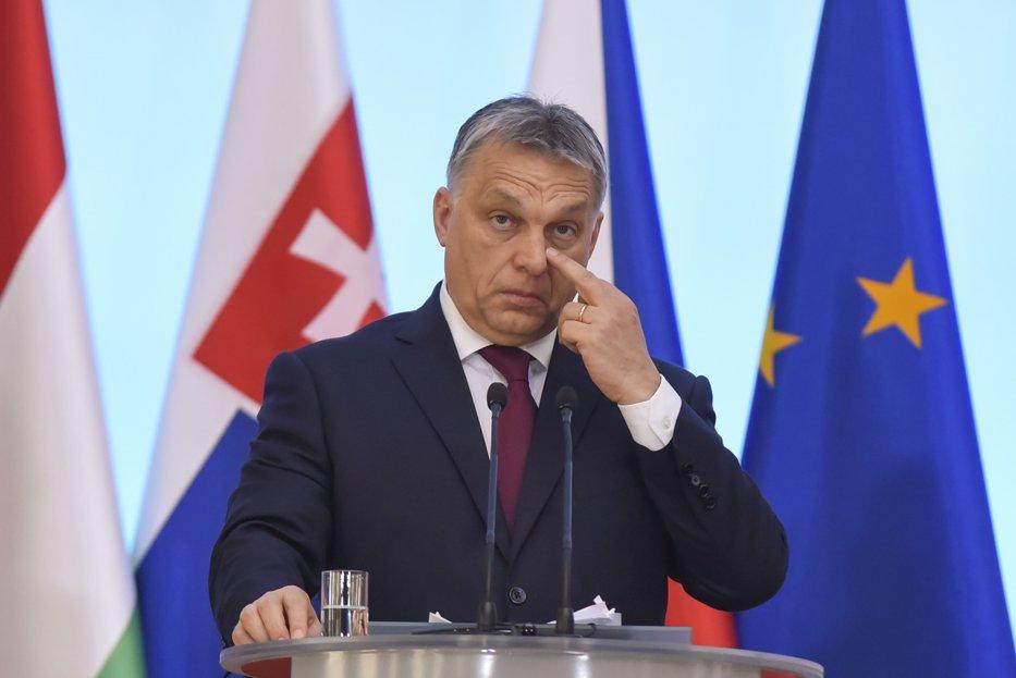 """Orban dă replica UE, după ce oficialii vor să suspende dreptul de vot al Ungariei: Documentul PE este """"un raport Soros"""