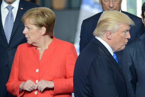 """După experienţa cu Trump, Merkel crede că Europa are o singură soluţie. """"Vremea când ne bazam unii pe alţii aproape a trecut"""""""