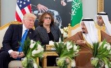 Trump se răzgândeşte în privinţa crizei diplomatice din Orientul Mijlociu. Ce i-a cerut regelui Salman al Arabiei Saudite