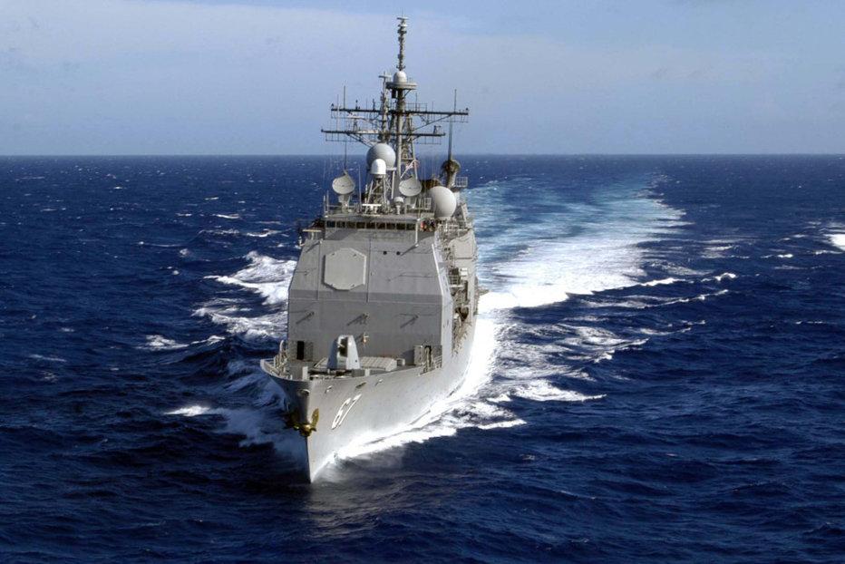 Este ruşinea US Navy: Unde a fost găsit un militar dispărut şi căutat pe mare zeci de ore de americani şi japonezi