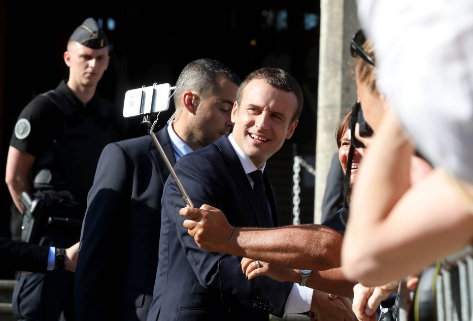 Partidul lui Macron -  majoritate absolută după cel de-al doilea tur al scrutinului parlamentar