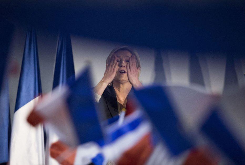 Marine Le Pen obţine un loc în parlamentul francez