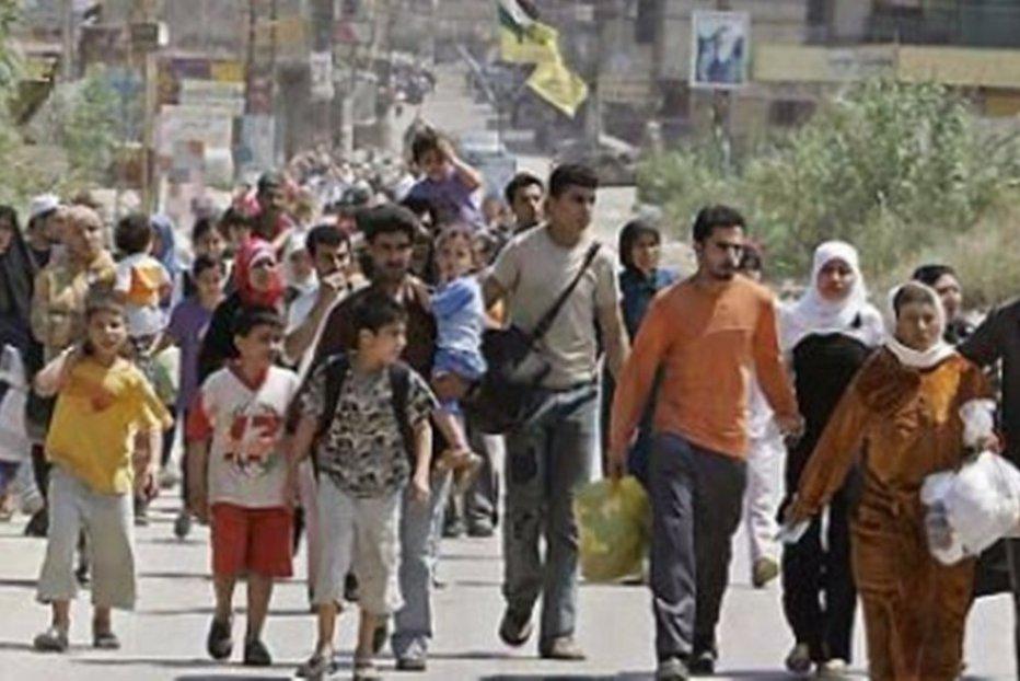 65,6 milioane de persoane strămutate în lume. Număr record anunţat de Agenţia ONU pentru Refugiaţi