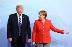 """Compromisul dificil pe care Europa îl caută cu Trump, la Hamburg. """"Şerpaşii au avut mult de lucru azi-noapte"""""""