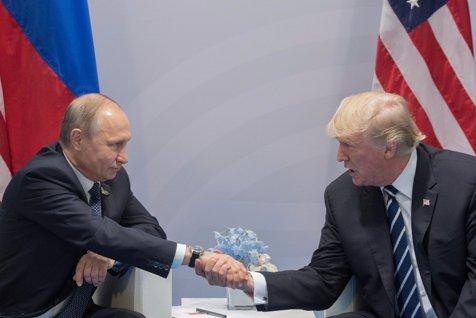 Anunţul halucinant al lui Trump despre discuţia cu Putin: Vom înfiinţa o unitate de securitate cibernetică
