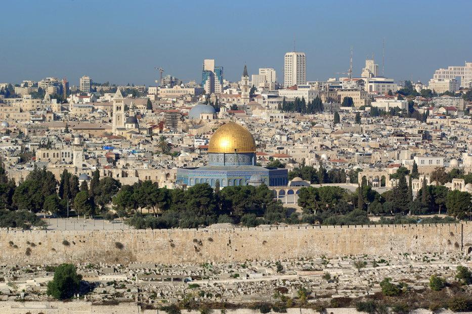 Atac terorist la Muntele Templului din Ierusalim. Doi poliţişti au murit