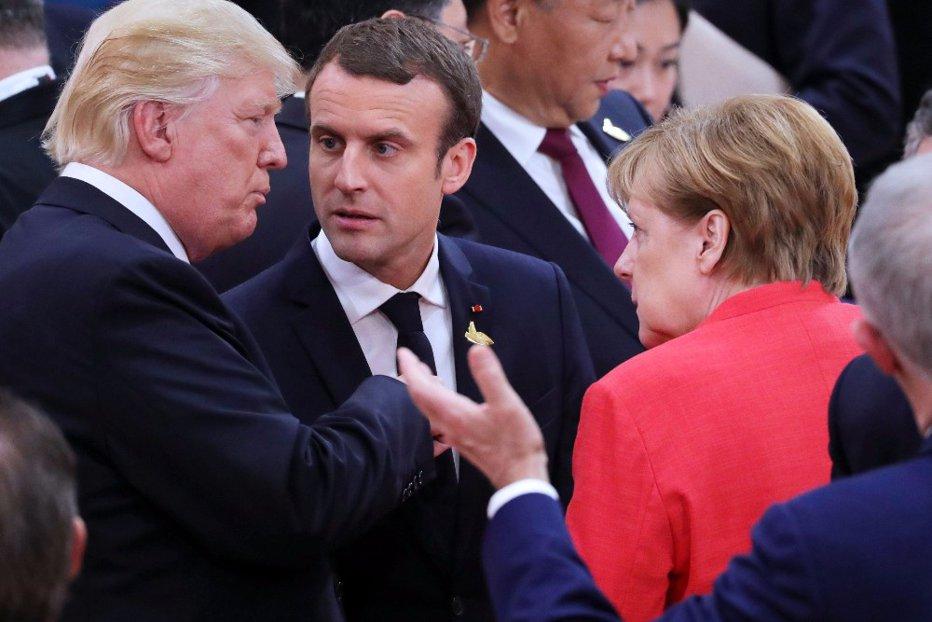 Trump se mai gândeşte în privinţa Acordului climatic de la Paris. Anunţul făcut de Macron