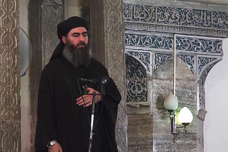 """Lider kurd: Şeful ISIS este """"aproape cu certitudine"""