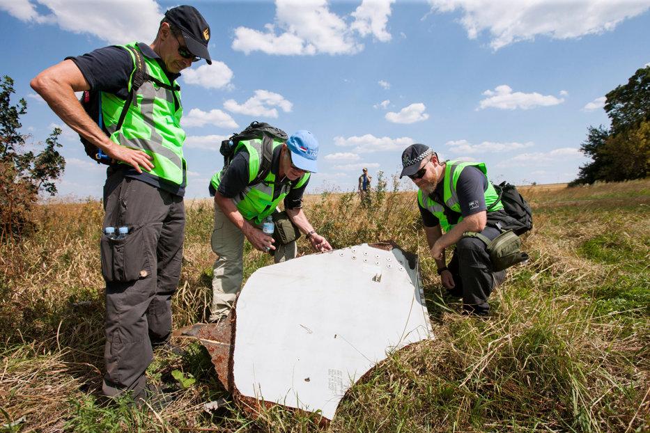 Poroşenko cere pedepsirea Rusiei pentru doborârea avionului companiei Malaysia Airlines