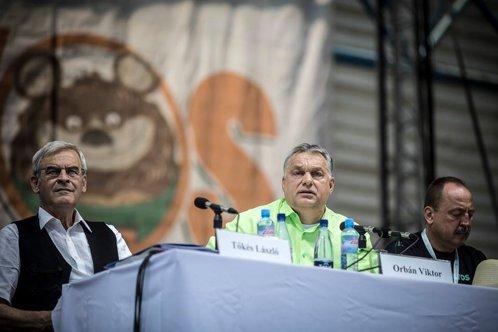 """Din România, Victor Orban atacă dur UE. """"Europa trebuie să-şi recapete independenţa faţă de imperiul lui Soros"""""""
