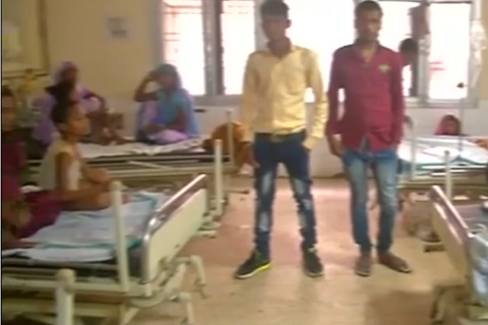 Tragedie într-un spital din India care n-a avut bani să-şi plătească furnizorii: Şaizeci de copii au murit din cauza epuizării rezervelor de oxigen