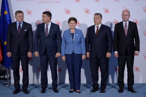 """Slovacia se distanţează de alte state central şi est-europene şi vrea să fie parte a """"nucleului"""" UE"""