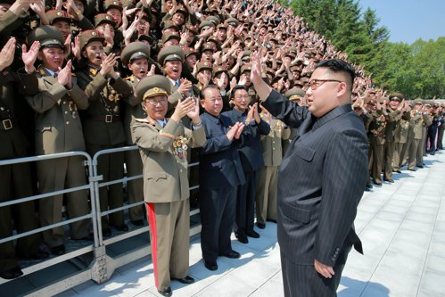 """Kim Jong-Un se aşteaptă la invazia Coreei de Nord: """"Maniaci ai războiului vor un conflict orientat spre nord"""""""