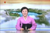 """Imaginea articolului """"Doamna în roz"""" a Coreei de Nord va fi cea care va anunţa Apocalipsa. Cine este Ri Chun-hee, crainica TV la auzul căreia """"duşmanii tremură de frică"""""""