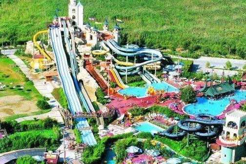 Cel mai tare Aquapark din Europa de Est se face într-un oraş din România. Astăzi a fost făcut anunţul oficial
