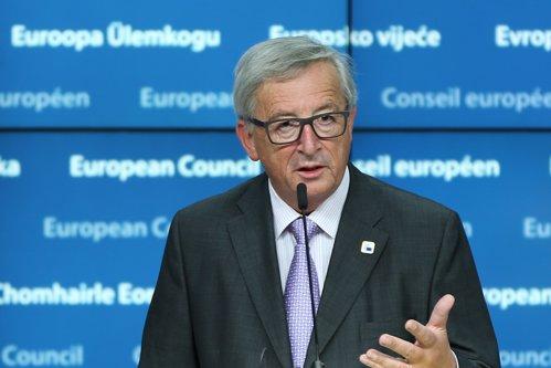 """Juncker propune un summit UE la Sibiu, a doua zi după BREXIT. """"Vom merge mai departe şi după plecarea Marii Britanii"""""""