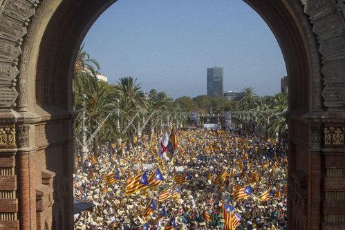 Jean-Claude Juncker, avertisment pentru Catalonia, care vrea independenţă faţă de Spania