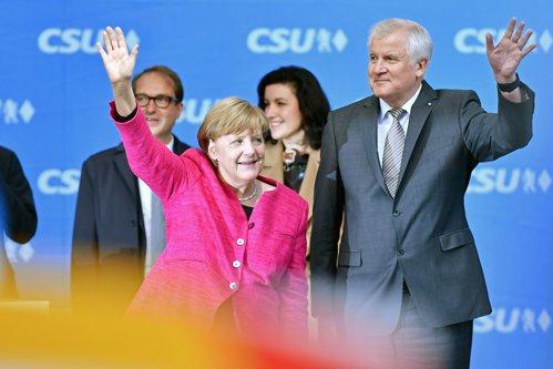 Partidul Angelei Merkel câştigă alegerile din Germania. Pentru prima oară după al II-lea Război Mondial, extrema dreaptă intră în Parlament. Rezultate EXIT POLL