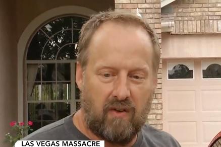 """""""Oripilat"""" de cele întâmplate, fratele atacatorului din Las Vegas are o singură certitudine: """"Niciodata nu i-a păsat de chestiile astea"""""""