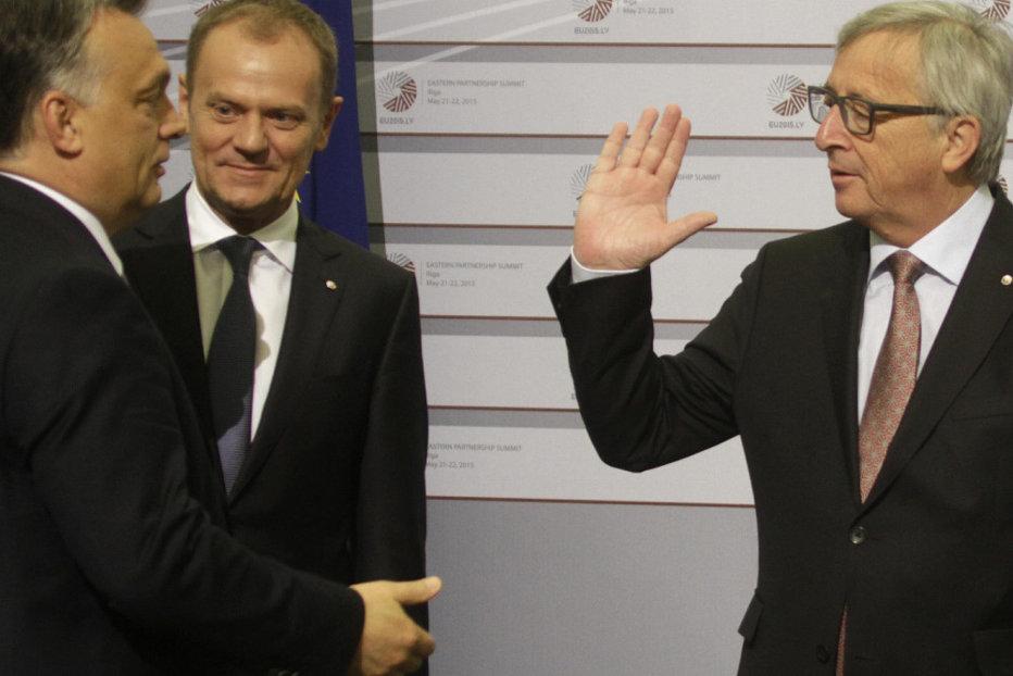 Primul pas al Comisiei Europene pentru reconcilierea cu Grupul de la Vişegrad. Decizia luată de Juncker