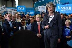 """Theresa May vrea să-l  tragă pe Boris Johnson pe """"linie moartă"""". Cu ce i-a greşit ministrul britanic de Externe"""