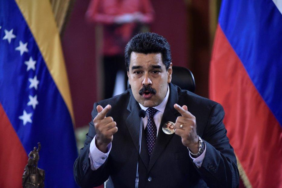 """Preşedintele Venezuelei, ironic la adresa lui Trump. """"De fiecare dată când vorbeşte despre mine lumea mă iubeşte şi mai mult"""""""
