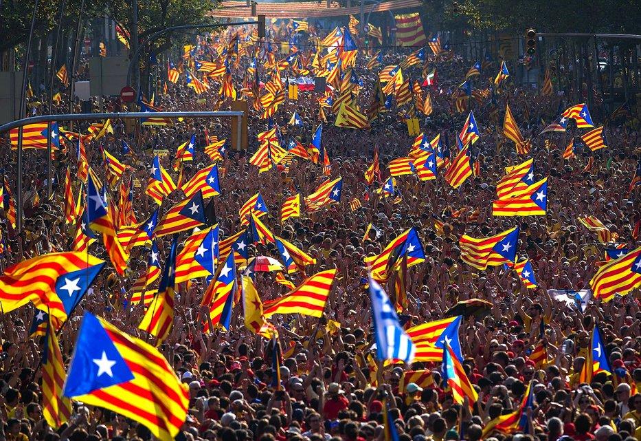 Ultimatumul Guvernului Spaniei pentru Catalonia