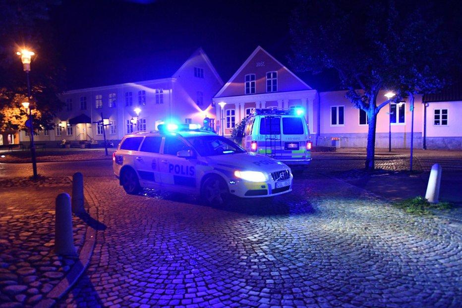 Atac ARMAT în Suedia: Cel puţin şapte oameni au fost răniţi
