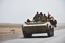 Armata irakiană a preluat controlul asupra oraşului Kirkuk, după referendumul proindependenţă organizat de Kurdistan