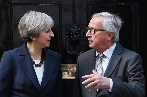 Decizia anunţată de Juncker şi Theresa May, după întâlnirea privind viitorul  Brexit
