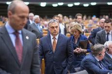 """Viktor Orban atacă dur Parlamentul European: """"Există un glonţ pe ţeavă, care va introduce un mecanism de distribuţie permanentă privind imigranţii"""""""