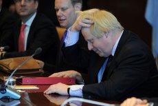 """Boris Johnson nu exclude o """"lovitură militară"""