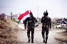 Armata siriană a preluat controlul asupra ultimului oraş important ocupat de ISIS