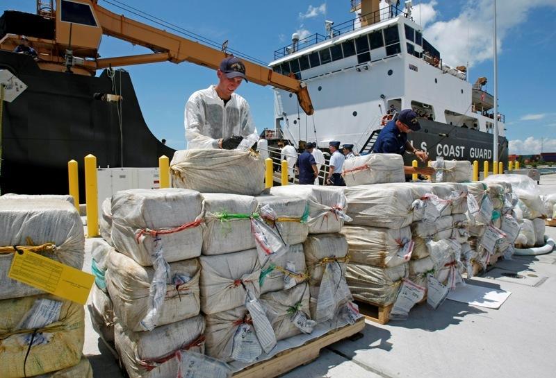 Cea mai mare captură de cocaină din istoria Columbiei. Unde erau ascunse cele 12 tone de droguri confiscate de poliţişti