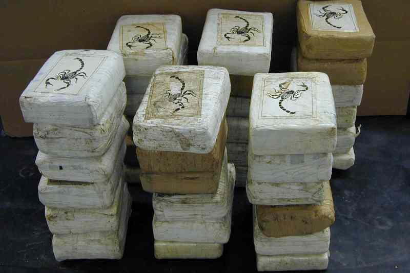 Captură uriaşă de droguri a poliţiştilor din Australia. Unde ascunseseră traficanţii aproape O TONĂ de cocaină