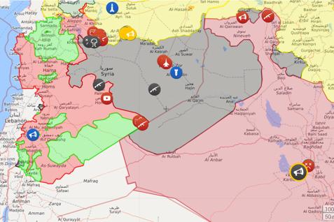 Aceasta este cea mai DURĂ lovitură pentru ISIS: Reţeaua teroristă  a pierdut 95% din teritoriile ocupate în Siria şi Irak