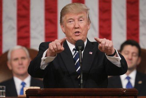 Camera Reprezentanţilor din SUA aprobă planul fiscal propus de Trump. Avantaje uriaşe pentru companii
