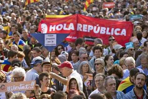 Guvernul Spaniei, dispus să acorde autonomie fiscală sporită Cataloniei