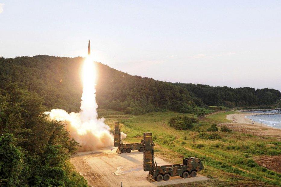 Coreea de Sud, reacţie ameninţătoare după testul balistic nord-coreean. Decizia luată de Statul Major al armatei