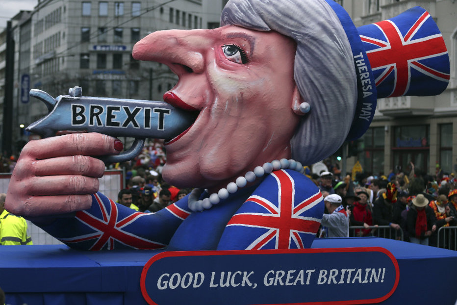 """OCDE, avertisment fără precedent pentru Marea Britanie: """"Trebuie să menţină relaţii strânse cu UE"""""""