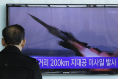 """Coreea de Nord anunţă că a îndeplinit """"o extraordinară cauză istorică"""". """"Noua rachetă este capabilă să lovească orice ţintă din SUA"""""""