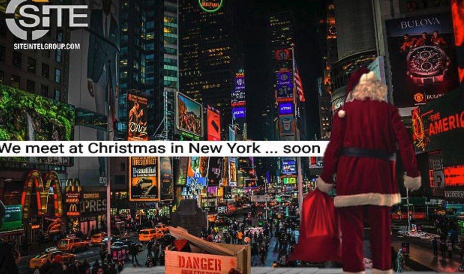 """ISIS ameninţă cu noi atentate teroriste. Ce oraşe vizează jihadiştii """"de Crăciun"""""""