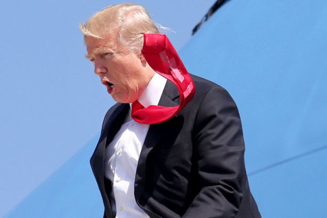 Prima reacţie a lui Donald Trump după noua rachetă intercontinentală testată de Coreea de Nord