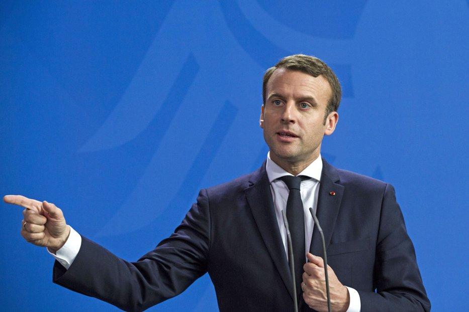 """Emmanuel Macron: """"Limba franceză nu trebuie privită ca o relicvă a puterii coloniale"""""""