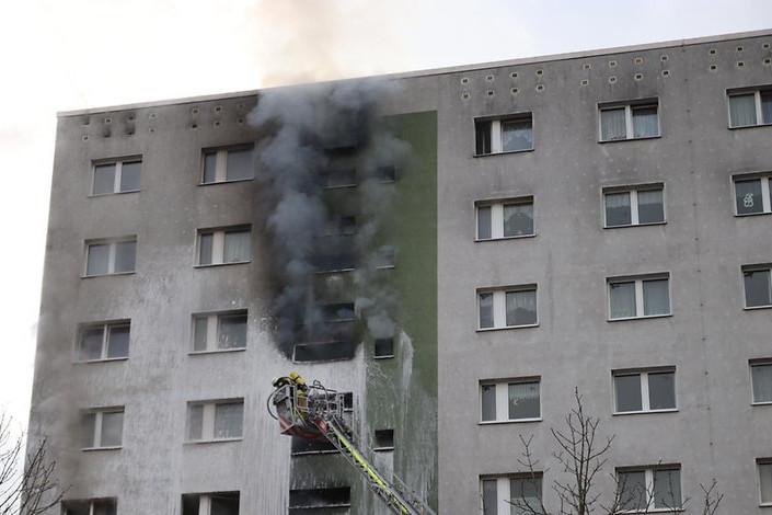 Zeci de răniţi în urma unui incendiu dintr-un bloc din Berlin