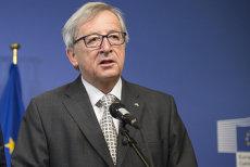 Juncker se declară