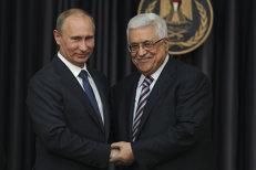 După decizia lui Trump, criticată de toată lumea, Putin îl asigură pe Abbas că statutul Ierusalimului va fi determinat prin negocieri