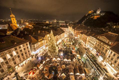 Un bosniac a vrut să arunce în aer unul dintre cele mai frumoase târguri de Crăciun din lume