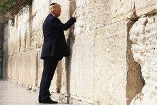 """Observaţia unui ministru israelian după ce Trump a recunoscut Ierusalimul drept capitală. """"Cred că a evitat în mod premeditat aceste referiri"""""""
